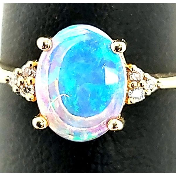 Fashion Ring John E. Koller Jewelry Designs Owasso, OK