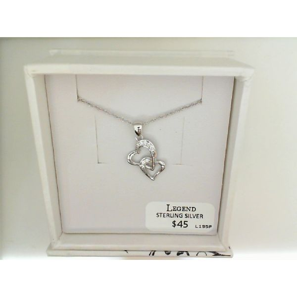 Silver Charm Image 2 Jewellery Plus Summerside,