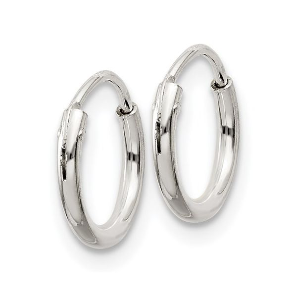 Silver Earrings Image 2 Jewellery Plus Summerside,