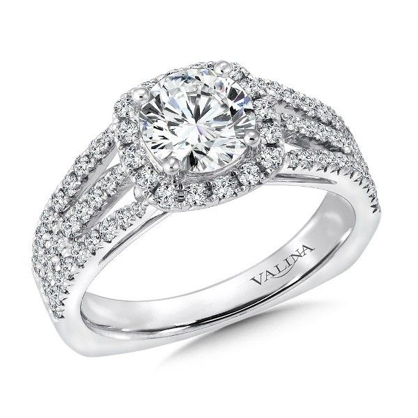 Engagement Ring JH Faske Jewelers Brenham, TX