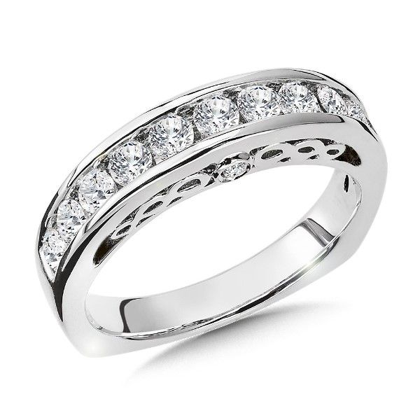 Wedding Band JH Faske Jewelers Brenham, TX