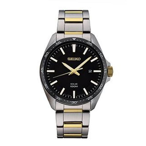 Mens Seiko Watch JH Faske Jewelers Brenham, TX