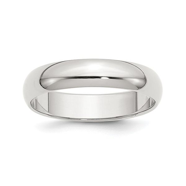 5mm Sterling Silver Band J. Howard Jewelers Bedford, IN
