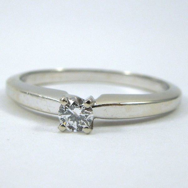 Diamond Engagement Ring Joint Venture Jewelry Cary, NC