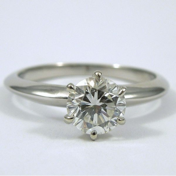 Tiffany & Co. Diamond Engagement Ring Joint Venture Jewelry Cary, NC