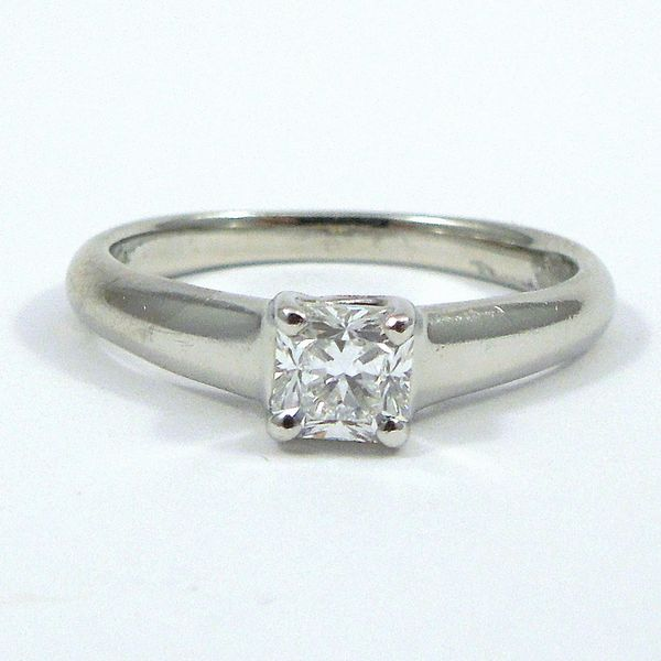 Tiffany & Company Diamond Engagement Ring Joint Venture Jewelry Cary, NC