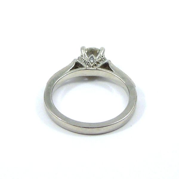 Diamond Engagement Ring Image 3 Joint Venture Jewelry Cary, NC