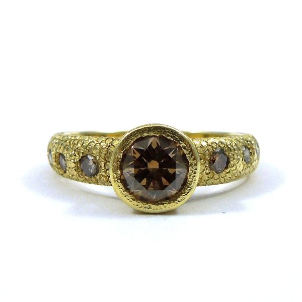 Coco Diamond Engagement Ring Joint Venture Jewelry Cary, NC