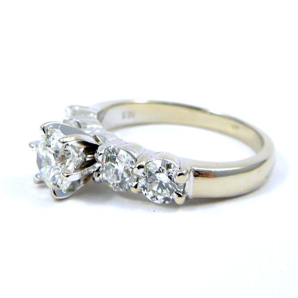 Diamond Engagement Ring Image 2 Joint Venture Jewelry Cary, NC