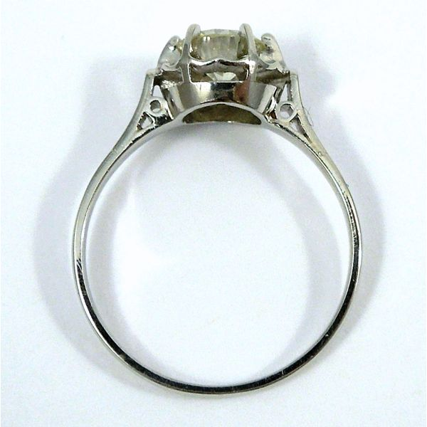Brazilian Diamond Engagement Ring Image 2 Joint Venture Jewelry Cary, NC