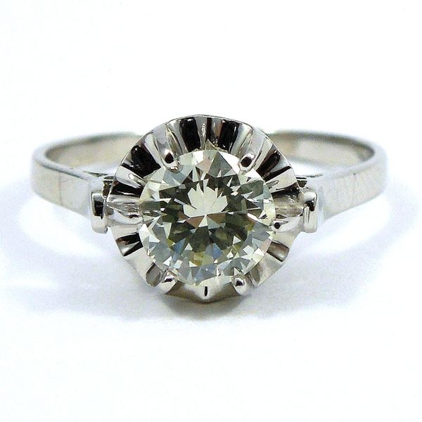 Brazilian Diamond Engagement Ring Joint Venture Jewelry Cary, NC