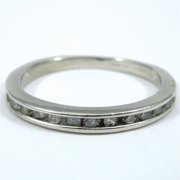 Platinum Wedding Band Joint Venture Jewelry Cary, NC