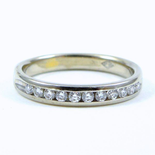 Diamond Wedding Band Joint Venture Jewelry Cary, NC