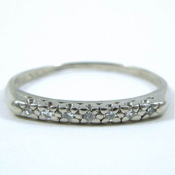 Vintage Wedding Band Joint Venture Jewelry Cary, NC