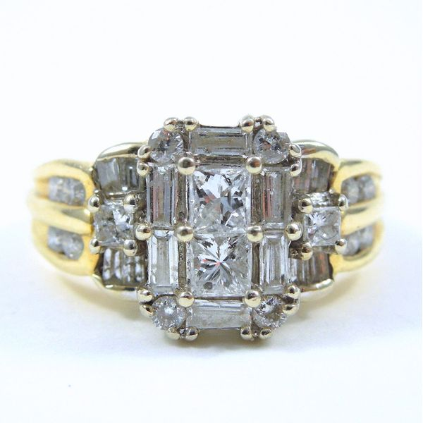 Diamond Fashion Ring Joint Venture Jewelry Cary, NC
