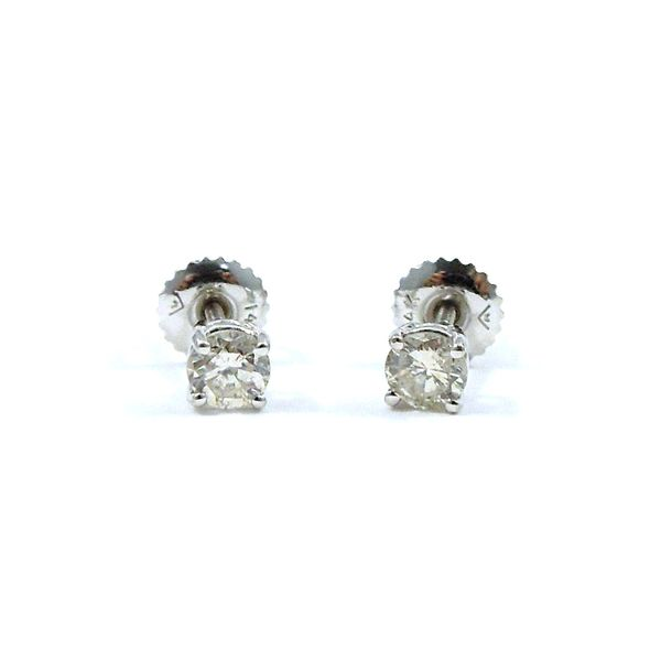 Diamond Studs Image 2 Joint Venture Jewelry Cary, NC