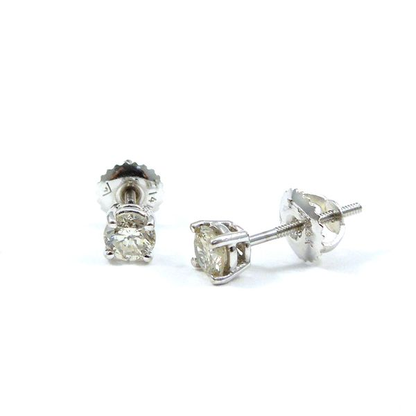 Diamond Studs Joint Venture Jewelry Cary, NC