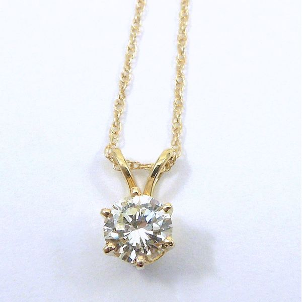 Diamond Pendant Joint Venture Jewelry Cary, NC