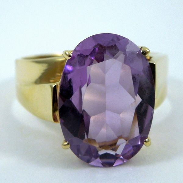 Amethyst Fashion Ring Joint Venture Jewelry Cary, NC