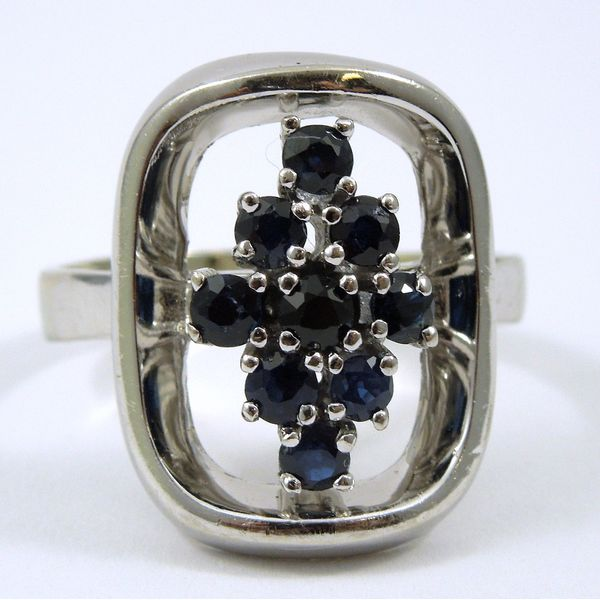 Sapphire Fashion Ring Joint Venture Jewelry Cary, NC
