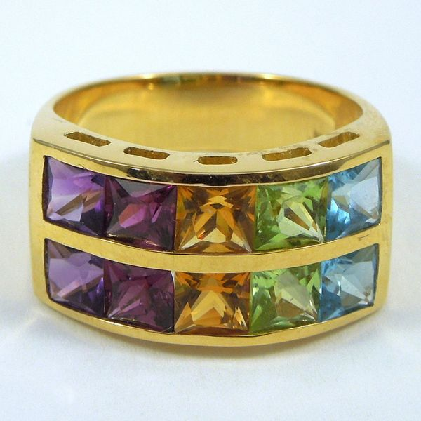 H Stern Rainbow Ring Joint Venture Jewelry Cary, NC