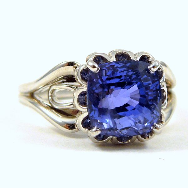 Purple Sapphire Ring Joint Venture Jewelry Cary, NC