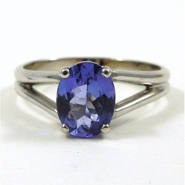 Tanzanite Ring Joint Venture Jewelry Cary, NC