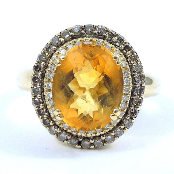 LeVian Citrine Ring Joint Venture Jewelry Cary, NC