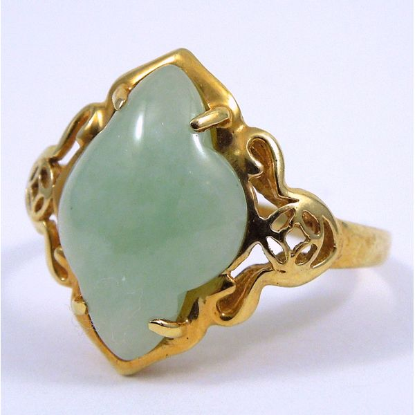 Jade Ring Joint Venture Jewelry Cary, NC