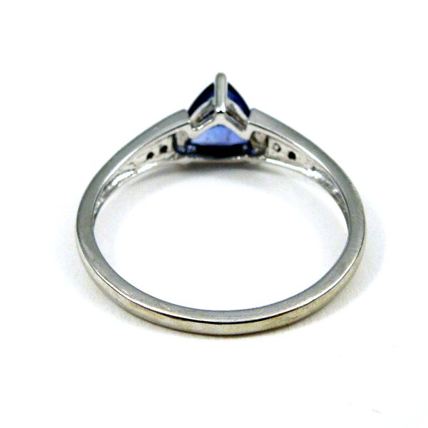 Tanzanite Ring Image 2 Joint Venture Jewelry Cary, NC