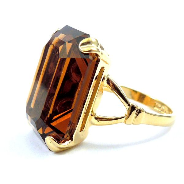Midera Citrine Ring Image 2 Joint Venture Jewelry Cary, NC