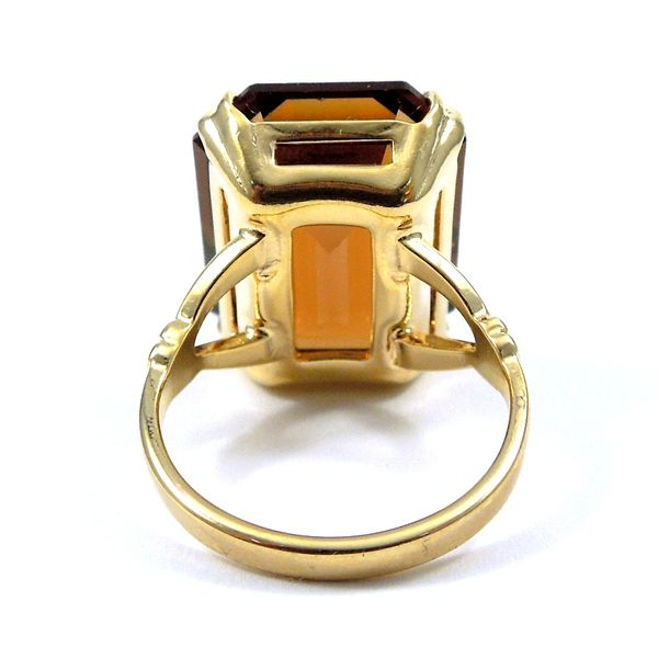 Midera Citrine Ring Image 3 Joint Venture Jewelry Cary, NC