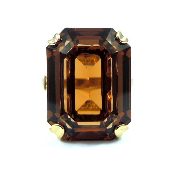 Midera Citrine Ring Joint Venture Jewelry Cary, NC