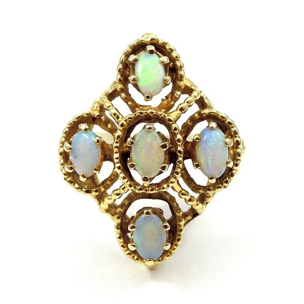 Estate Opal Ring Joint Venture Jewelry Cary, NC