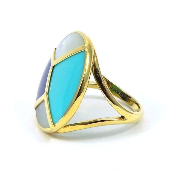 Ippolita Inlay Ring Image 2 Joint Venture Jewelry Cary, NC