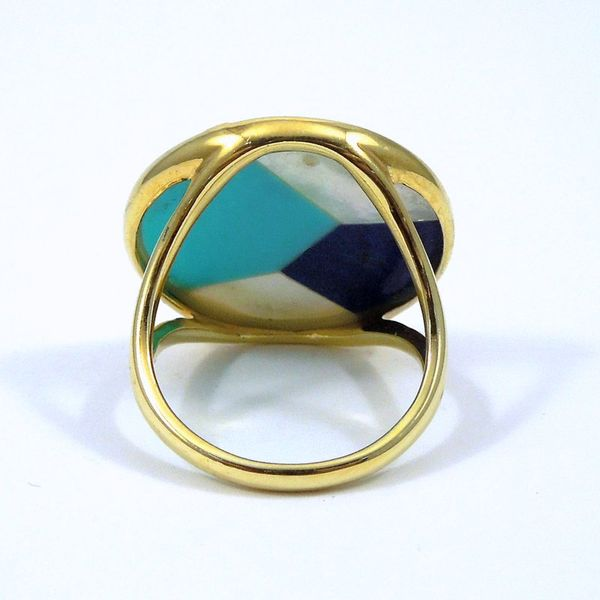 Ippolita Inlay Ring Image 3 Joint Venture Jewelry Cary, NC