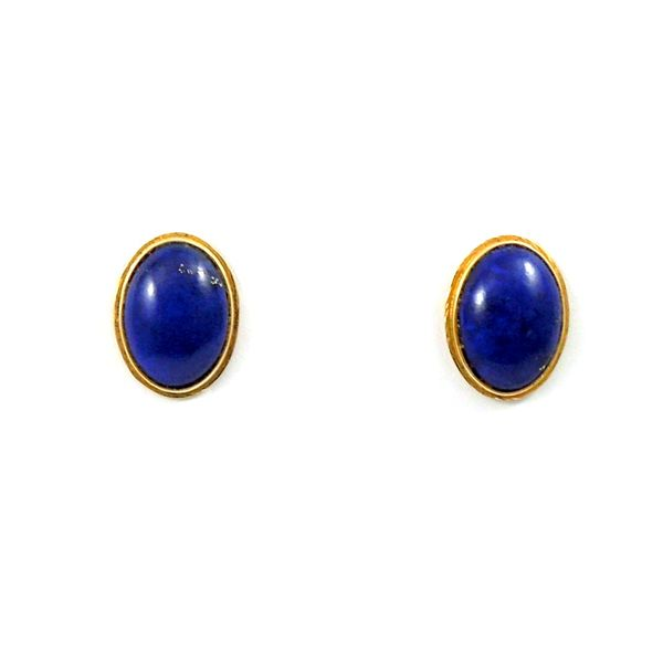 Lapis Earrings Joint Venture Jewelry Cary, NC