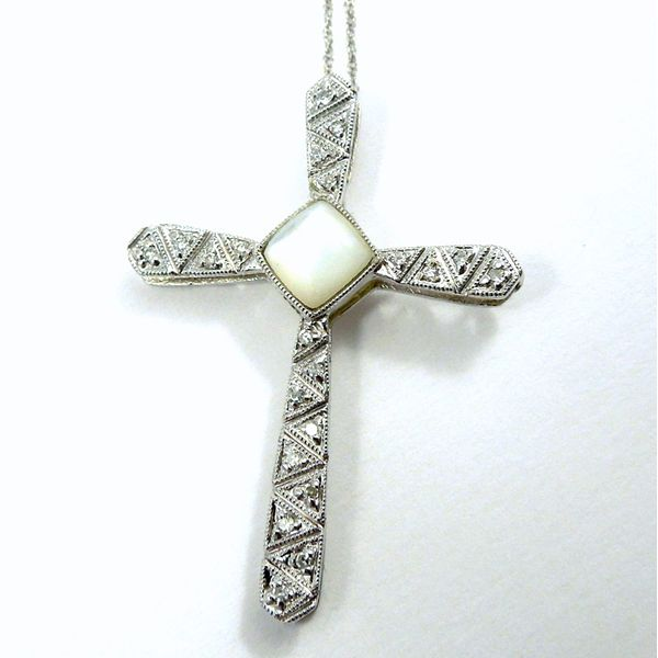 Vintage Inspired Cross Joint Venture Jewelry Cary, NC