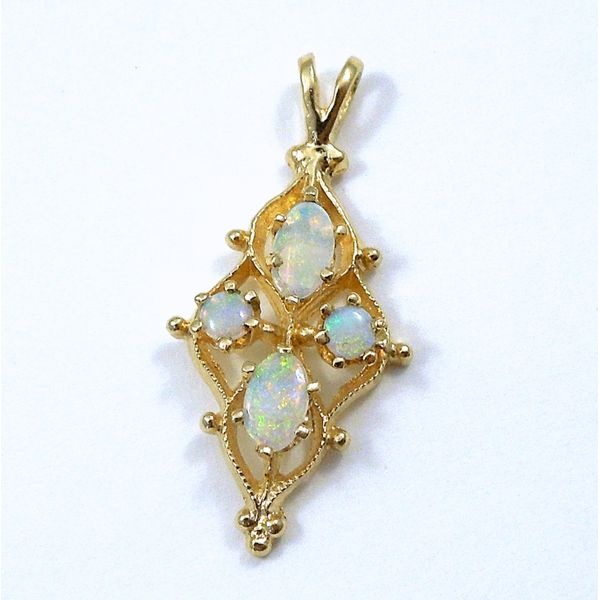 Opal Pendant Joint Venture Jewelry Cary, NC