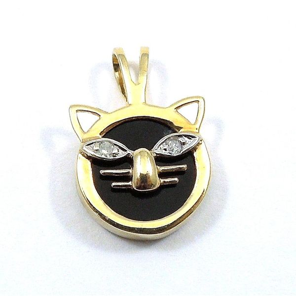 Cat Pendant Joint Venture Jewelry Cary, NC