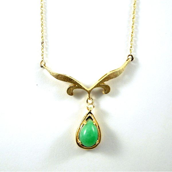 Jade Necklace Joint Venture Jewelry Cary, NC