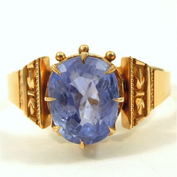 Vintage Iolite Ring Joint Venture Jewelry Cary, NC