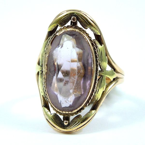 Vintage Amethyst Ring Joint Venture Jewelry Cary, NC