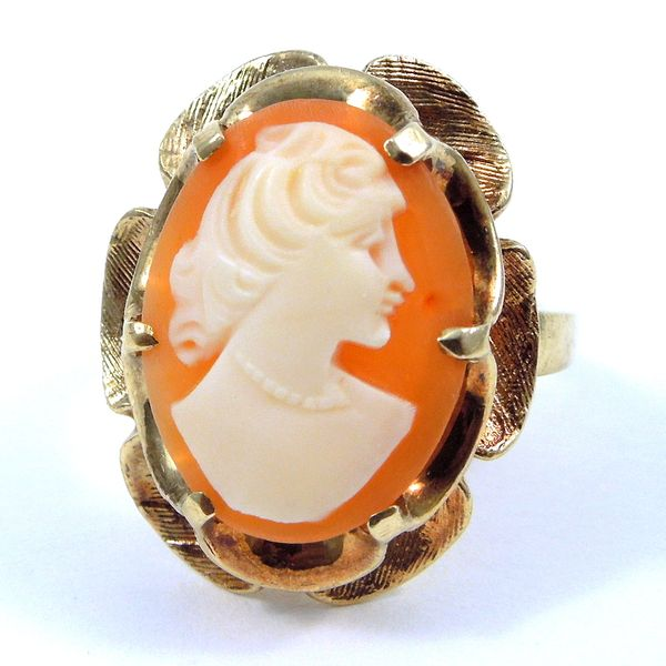 Cameo Ring Joint Venture Jewelry Cary, NC