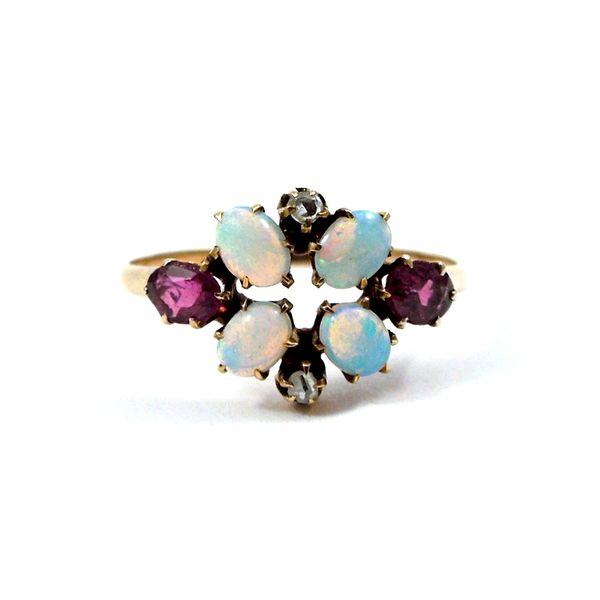 Vintage Opal Ring Joint Venture Jewelry Cary, NC
