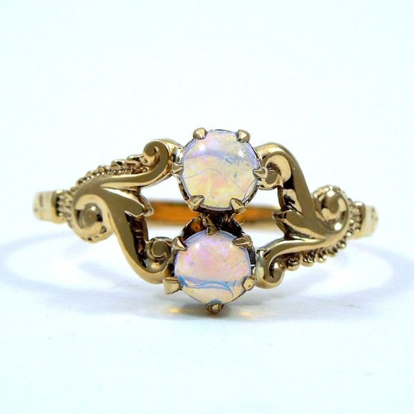 Vintage 1900 Opal Ring Joint Venture Jewelry Cary, NC