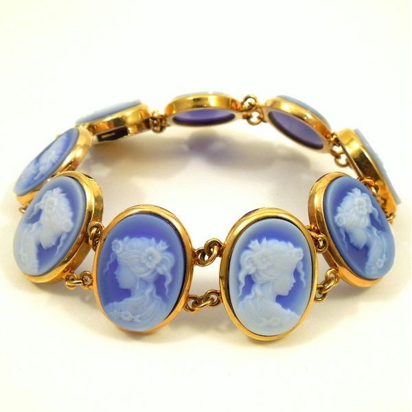Cameo Bracelet Joint Venture Jewelry Cary, NC