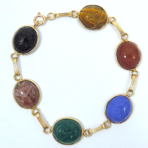 Scarab Bracelet Joint Venture Jewelry Cary, NC