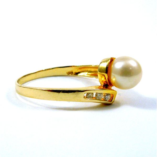 Pearl Ring Image 3 Joint Venture Jewelry Cary, NC