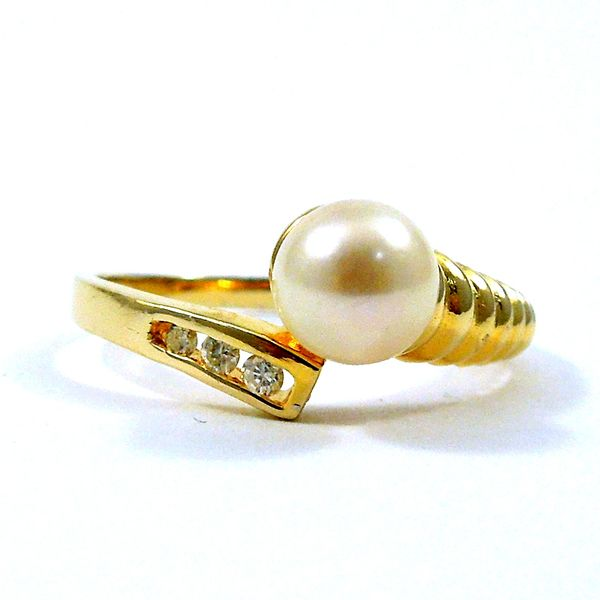 Pearl Ring Joint Venture Jewelry Cary, NC